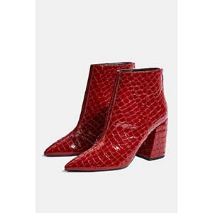HOUSTON Ankle Pointed Boots