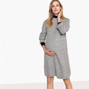 Πλεκτό φόρεμα εγκυμοσύνης La Redoute