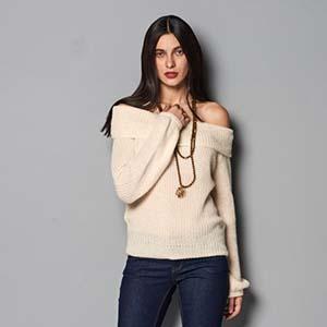 Lilly μπλούζα πλεκτή