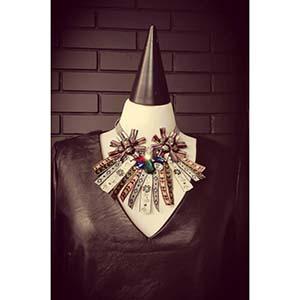blogger handmade boho luxe κολιέ bourjois