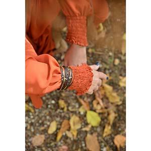 blogger βραχιόλι πολύσειρο autumn details