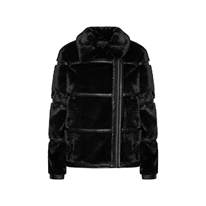 Ninja Short Faux Fur Jacket by Vero Moda