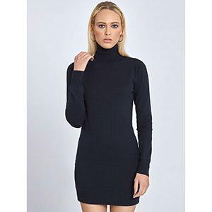 Mini ζιβάγκο μπλουζοφόρεμα