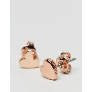 Ted Baker Harly Tiny Heart Stud Earrings