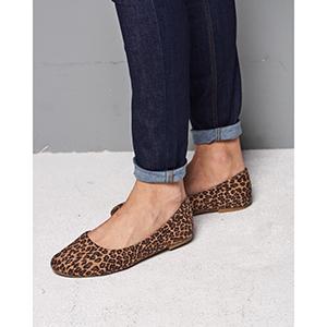 Sine ίσια παπούτσια