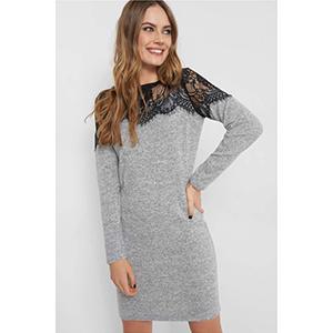 Orsay γυναικείο πλεκτό φόρεμα