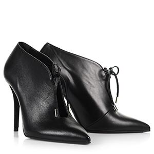 Δερμάτινα Ankle Παπούτσια Mourtzi