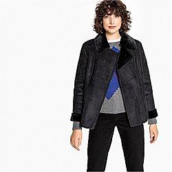 Κοντό jacket με φερμουάρ