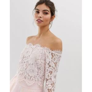 Coast Marr lace bardot top