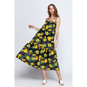 Φορεμα με λεμονια