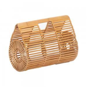 Ξύλινη Τσάντα Χειρός Bamboo
