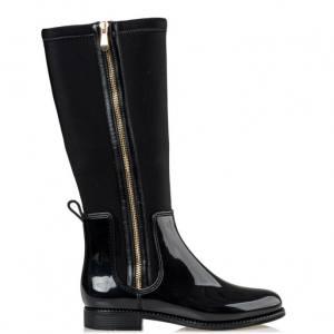 blogger gloss rainy high boots