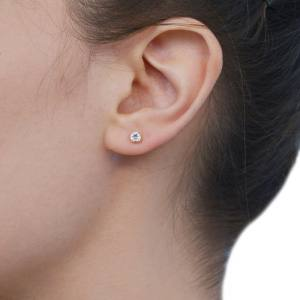 χειροποίητα σκουλαρίκια της εταιρείας AMOR AMOR
