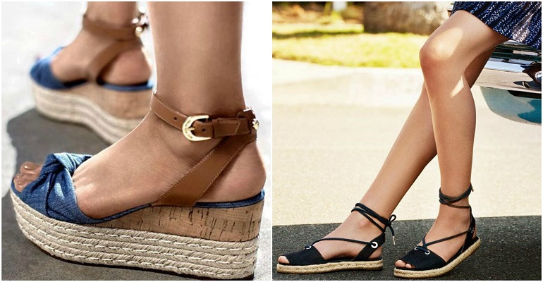 The  Top  Michael Kors Spring Espadrilles